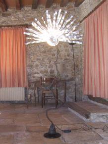 Luminaire design soleil