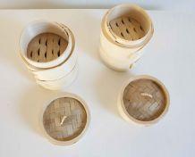 cuit vapeur bambou