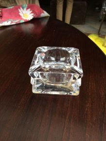 Cendrier Cristal de sèvre