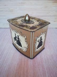 boite côte d'or ancienne