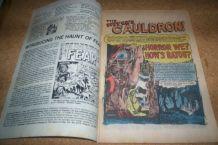 COMICS AMERICAIN NO 1 THE HAUNT OF FEAR HORROR mai 1991