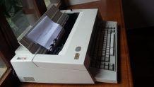 machine à écrire IBM electronique 6750 3