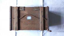 Ancienne caisse de munitions