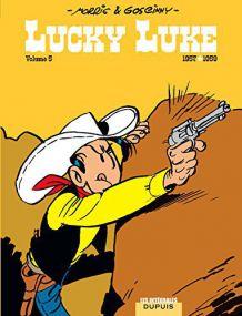 Lucky Luke Intégrale  1957-1959 Volume 5