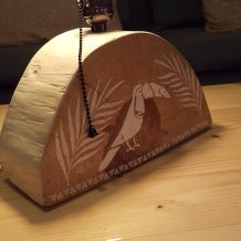 Lampe Tropicale