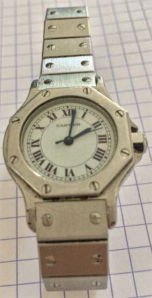 Montre Cartier automatic octogo