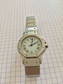 Montre Cartier automatic octogo
