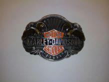 Boucle ceinture Harley Davidson de 1989