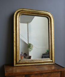 Très beau miroir Louis-Philippe