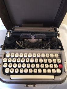 Machine à écrire Princess