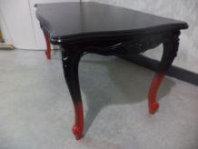 TABLE BASSE DE SALON DECORATION DESIGN RELOOKEE