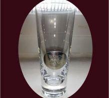 Suite de 3 verres signés cristal de Sèvres