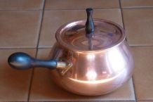 Bouilloire en cuivre