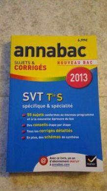 Annabac SVT terminale S