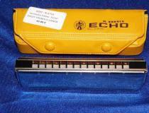 Harmonica Hohner - Echo Droit Tremolo 2209/28