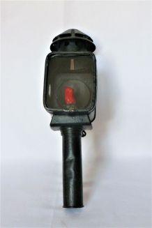Ancienne lanterne à calèche