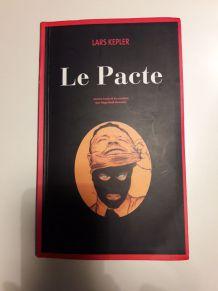 Le Pacte auteur Lars Kepler
