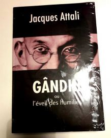 GANDHI Jacques Attali