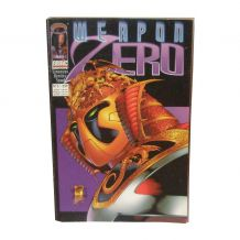 4 comics Weapon Zero VF