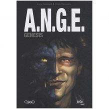 BD A.N.G.E., Tome 01, Genesis