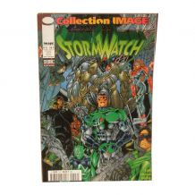 2 comics StormWatch en VF