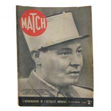 Lot de 19 magazines Match