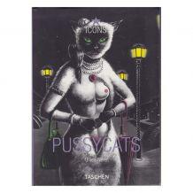 Livre d'art Pussycats, pour adultes