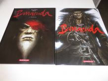 Lot de 06 BD ''Barracuda'' de DUFAUX & JEREMY (TBE)