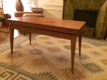 Table Vintage à hauteur réglable - 1950