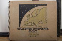 Album collection européenne Suchard complet