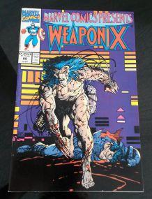 marvel comics presents n°80 vo - comme neuf
