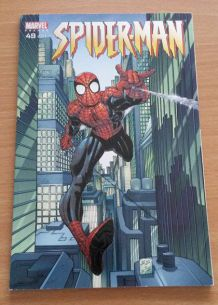 spiderman n°49 (vol 1) vf couverture variante - comme neuf