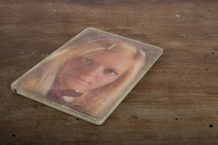 Collector. Miroir de sac France Gall