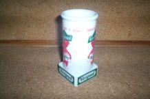 PYROGENE pot pour pailles  boisson de comptoir bistrot