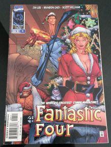 fantastic four n°4 (vol 2) vo - variant cover