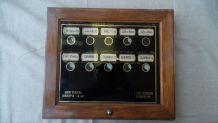 tableau electrique  hotel
