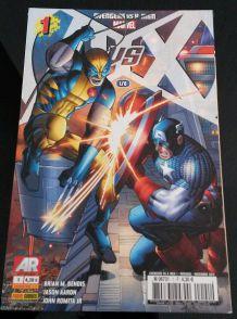 avengers versus x-men n°1 - comme neuf