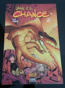 leave it to chance n°1 - semic books