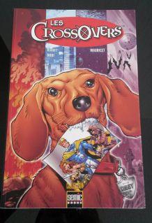 les crossovers  - semic books