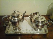 Service à thé et café ERCUIS
