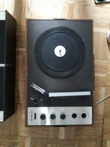Platine vinyle Philips de 1963