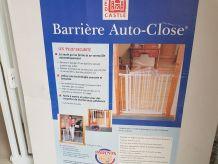 RED CASTEL Barrière Auto-Close