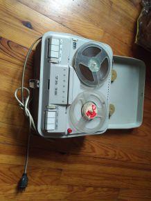 magnétophone à bande magnétiques GRUNDIG TK18