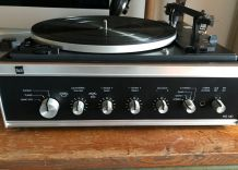 Platine vinyle DUAL 1210 avec ampli intégré DUAL HS130