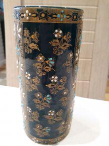 Vase ancien Ceramique de Gien