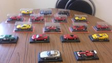 Collection miniature 1:43