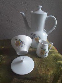 cafetière porcelaine de bavière, vintage
