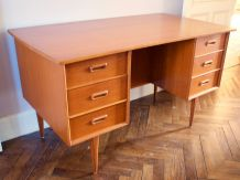 Bureau scandinave double face