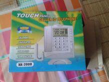 Téléphone filaire digital