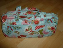 SAC A OUVRAGE/TRICOTAGE/LOISIRS/BRODERIE
